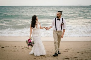KHANH + WILLIAM